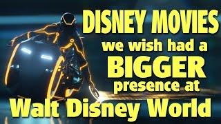 Disney Movies We Wish Had a Bigger Presence at Walt Disney World | DIS Unplugged Minisode