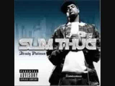 Slim Thug- Dedicate