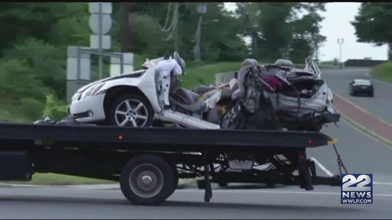 Death car crash: in car footage released - YouTube