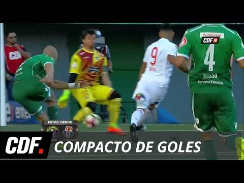 Audax Italiano 0 - 3 Universidad de Chile  | 6° Fecha | Torneo Clausura 2016 - 2017 | CDF