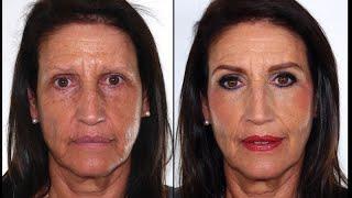 Rejuvenece 10 años con Maquillaje - Pieles Maduras