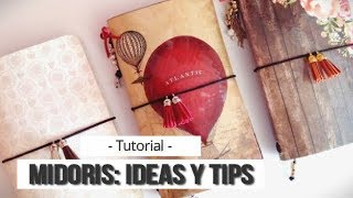 MIDORIS: IDEAS Y TIPS   LLUNA NOVA SCRAP