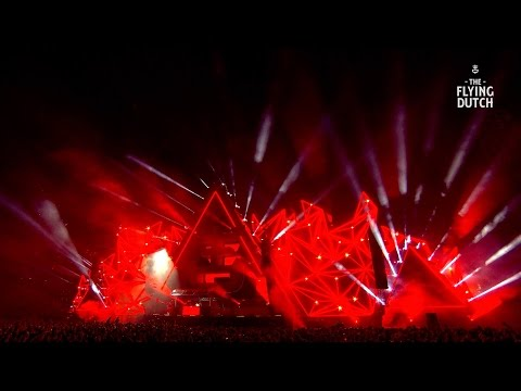 Armin van Buuren Live at The Flying Dutch Amsterdam 2016