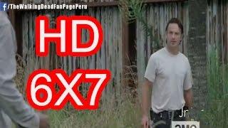 "The Walking Dead Temporada 6 Capitulo 7 Promo ""Aviso"" Subtitulado Español (6x07)"