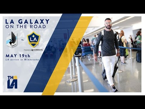 LA Galaxy travel to Minneapolis for the first time | On the Road