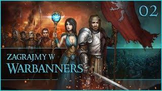 Zagrajmy w Warbanners #02 - Rozróba na cmentarzu!  - GAMEPLAY PL