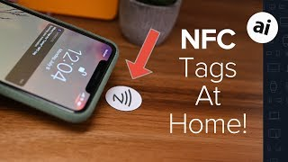 Gambar cover Control Your Home with NFC Tags & iOS 13!