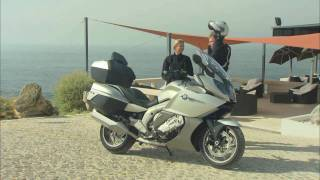 BMW Motorcycles 2012 K1600GTL - The future of motorcycle touring.