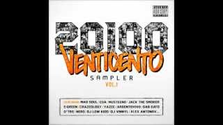 6 Death Rap Shit - Mad Soul Feat. Evergreen & Dj Vinnyl - 20100 Sampler Vol.1 (2012)