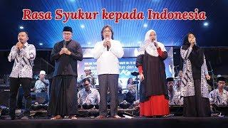 Cak Nun: Rasa Syukur kepada Indonesia