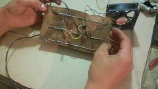 Простой терморегулятор на 5-ти деталях!
