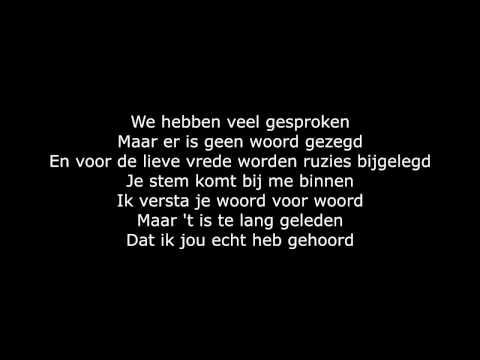 Jeroen van der Boom - Werd de tijd maar terug gedraaid LYRICS (live Toppers 2016 Ahoy)