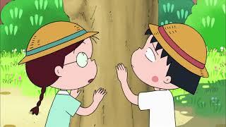 마루코는 아홉 살 #724 원숭이도 떨어지는 나무