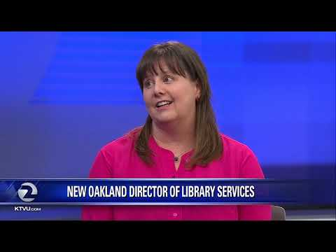 New Oakland Director Of Library Services
