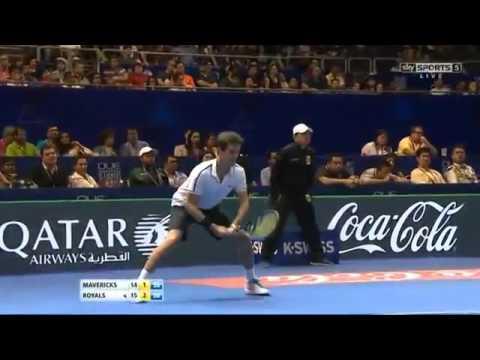 [HD] Huey & Roger Vasselin vs Cilic & Nestor FULL MATCH IPTL Singapore 2015