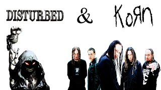 Disturbed & KoRn - Land Of Confusion/Liar [Mashup]