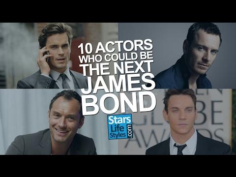 10 Actors Who Could Be The Next James Bond | 007 After Daniel Craig
