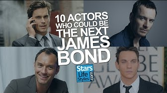10 Actors Who Could Be The Next James Bond | 007 After Daniel Craig
