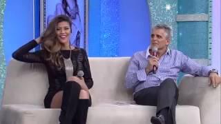 Luciana Gimenez briga com travesti