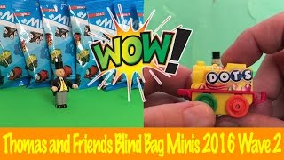 Thomas and Friends 2016 Wave 2 Minis 20 - 40! Thomas and Friends Blid Packs Kids Toys