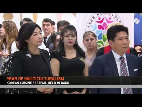 Korean cuisine festival held in Baku