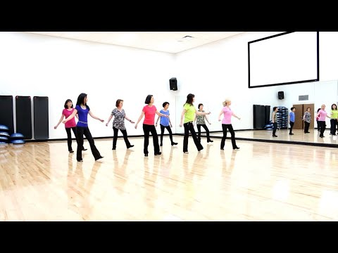 Sweet Attraction - Line Dance (Dance & Teach In English & 中文)