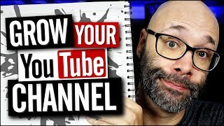 3 YouTube Tips to Grow Your Channel in 2018