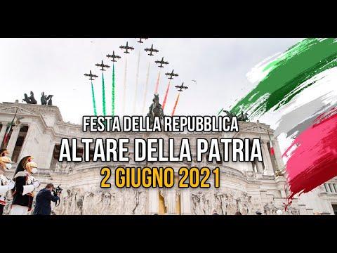 Celebrazioni 75° anniversario Festa della Repubblica