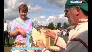 В Кенозерье возродили традицию Успенской ярмарки