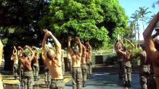 Infantaria Caveira- 1ª de 2011_BASV