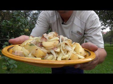 Картошка по-деревенски в духовке рецепт с фото пошагово
