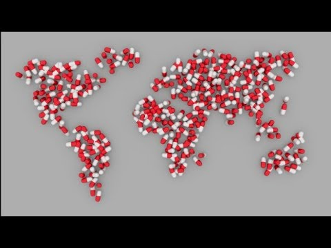 National Crisis Caused by Big Pharma