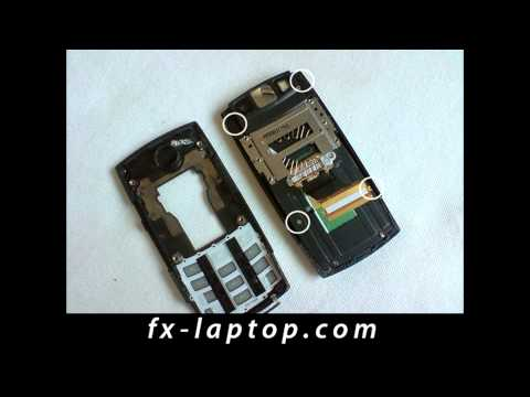Disassembly Samsung E900 - Battery Glass Screen Replacement