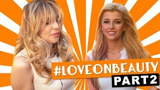 Courtney Love on Beauty: Part 2 with Evelina Barry