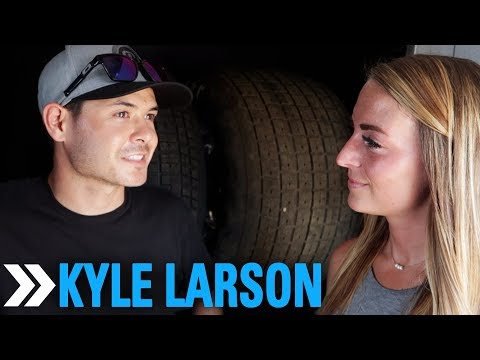 Get To Know Kyle Larson