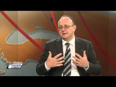 ~ FARE Action Week 2014 - Nelko Nelkovski - Macedonian TV ~ Central News ~