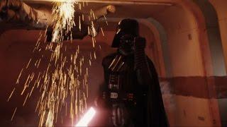 RAGE I Star Wars - Rogue One (ending scene) | HD |