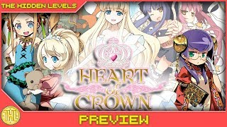Heart of Crown - Build a large city, large city, large city, yeah! (Steam/PC)