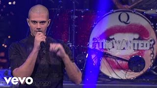 The Wanted - All Time Low (Live on Letterman)