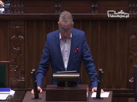 Marek Rząsa – wystąpienie z 22 listopada 2017 r.