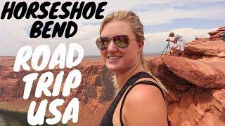ROAD TRIP USA: Horseshoe Bend, Arizona thumbnail