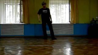 обучение Shuffle Dance часть 1
