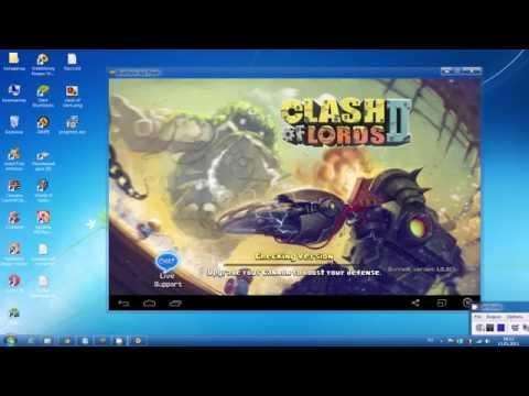 Скачать Clash Of Lords 2 на ПК компьютер бесплатно
