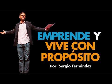 Claves prácticas para emprender con éxito. Sergio Fernández