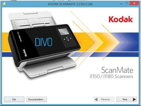 kodak scanmate i1150 driver windows 10 32 bit