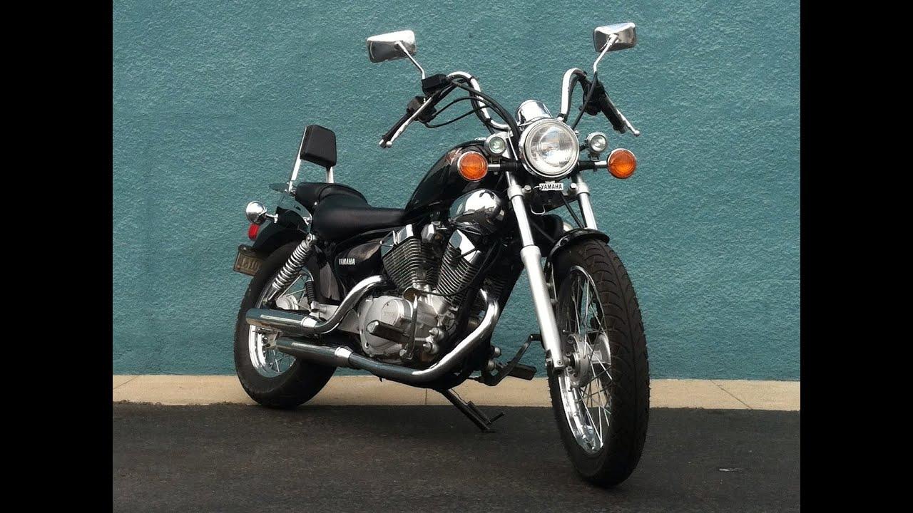 Nelly 39 s garage 2005 yamaha virago 250 xv250 motorcycle for Yamaha virago 250