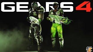 Gears of War 4 Gear Packs - Opening OPTIC GAMING CHARACTERS & WEAPON SKINS PACKS!