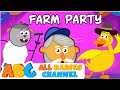 Old MacDonald Had a Farm | Animation English Nursery Rhymes Songs for Children