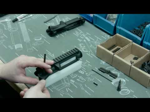 Making Of: The STD-15 Sporting Rifle