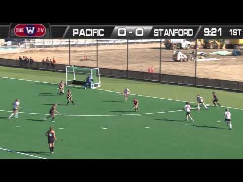Women's Field Hockey: Pacific vs. Stanford